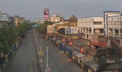 করোনাভাইরাস: সোমবার থেকে কলকাতাসহ পশ্চিমবঙ্গের অনেক শহরে লকডাউন শুরু হচ্ছে